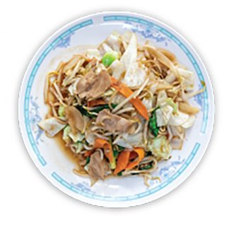 Stir-Fried | 炒め物